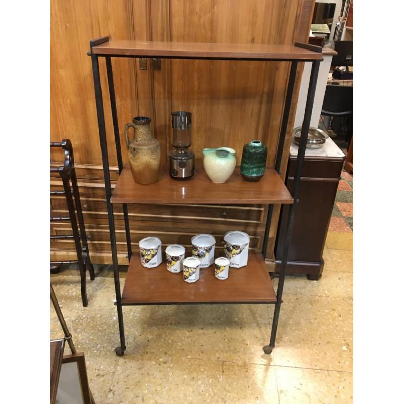 Tavolo Tondo Vintage.Tavolo Di Design Rotondo
